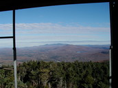 View from Okemo Firetower