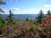 View from Bald Mountain